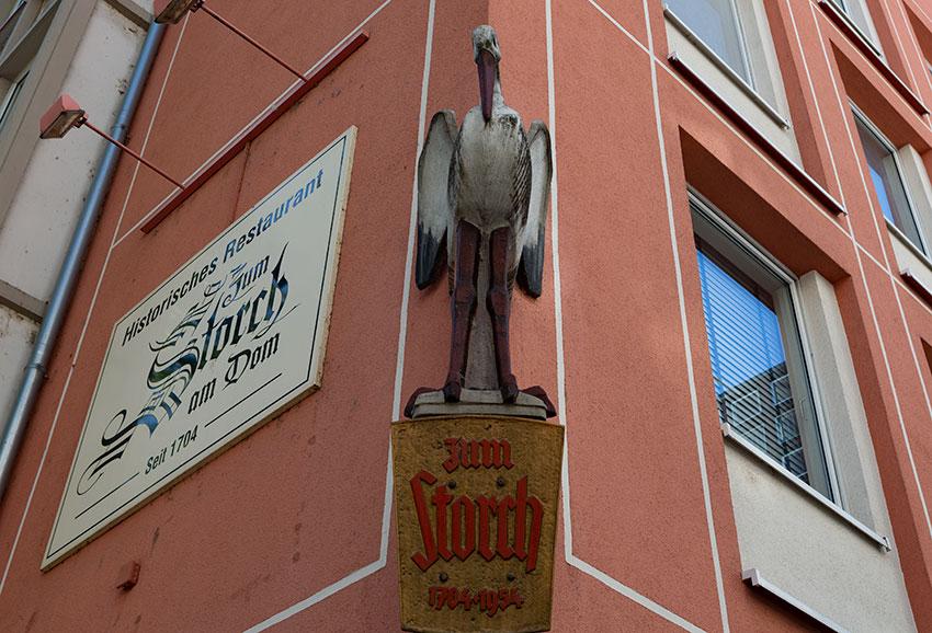 Restaurant Storch