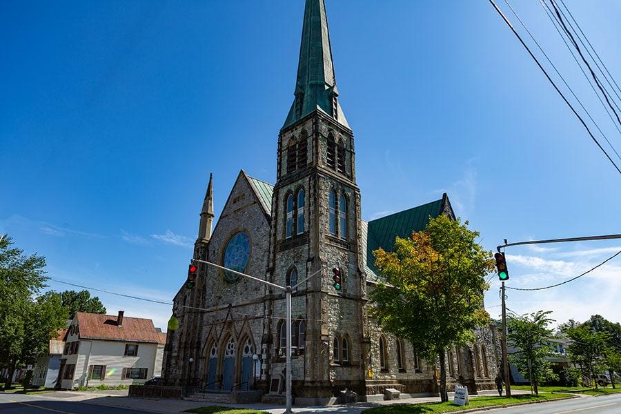 St Paul's United Church