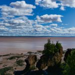A Visit at the Hopewell Rocks