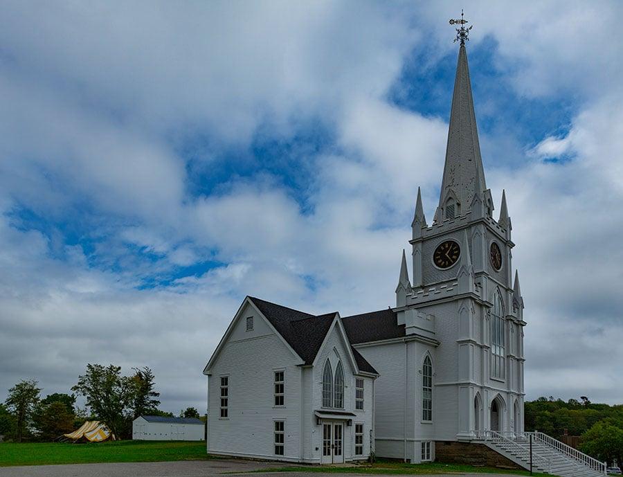 Church in Machias