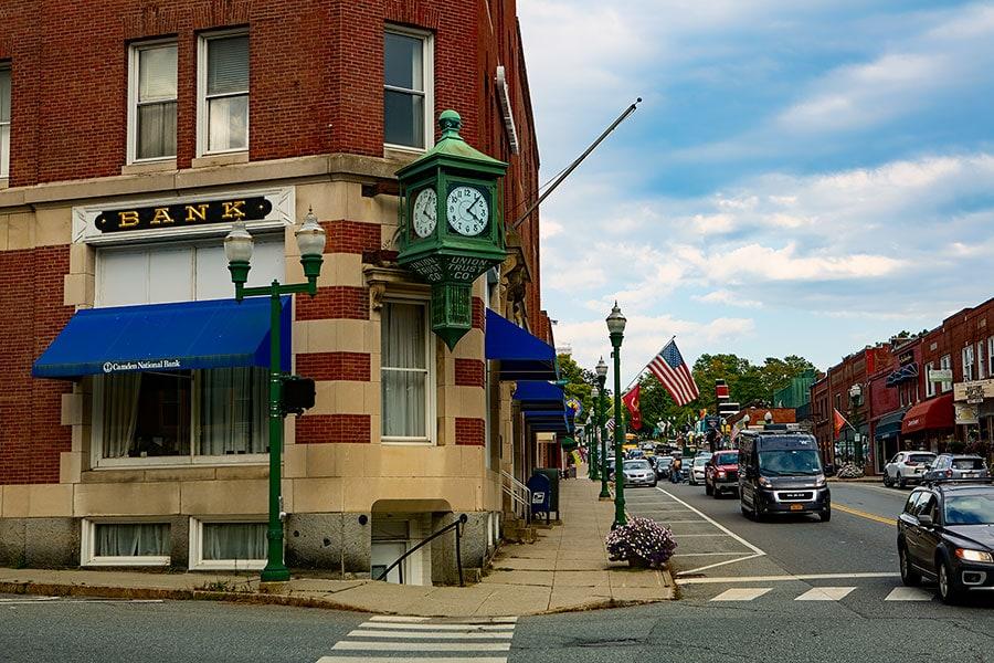 Ellsworth Main Street