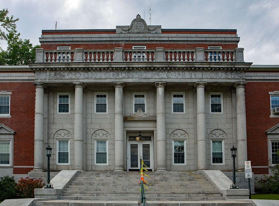 Hancook County Court House