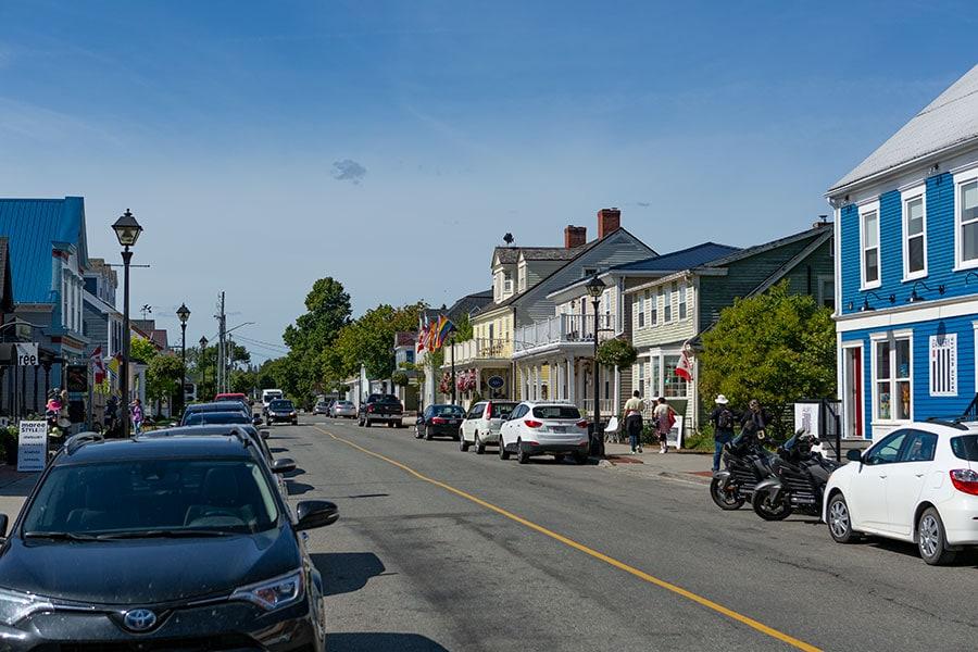 Main Street Ellsworth