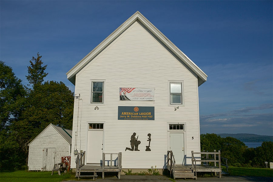 American Legion House
