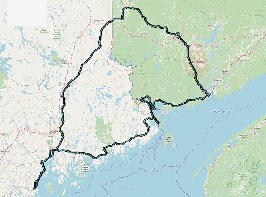 Maine Circle