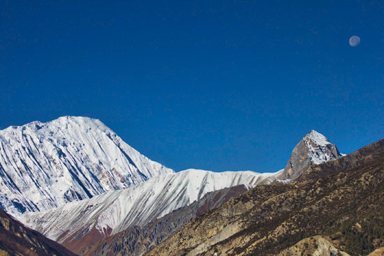 From Manag to Tilicho Base Camp