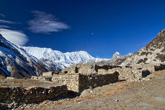 From Tilicho Lake to Base Camp