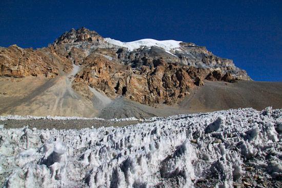 Annapurna Treck - over the pass