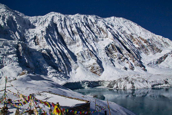To Tilicho Lake - Side Trip on the Annapurna Trek