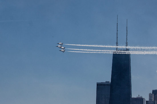 Chicago Air Show 2011