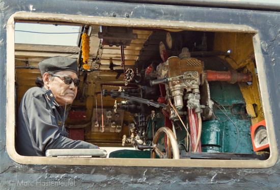 1949 Steam locomotive