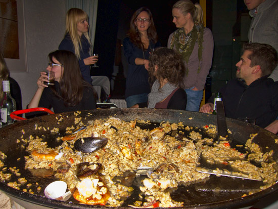 Paella at my Place