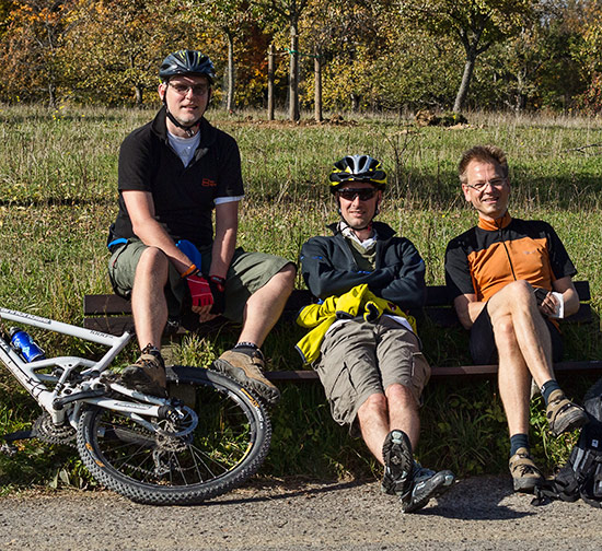 Bike Trip to the Black Forest