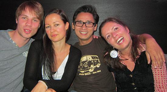 Couchsurf Stuttgart Meeting