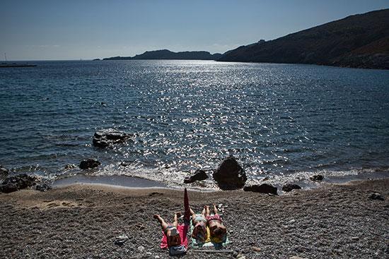 Kythira Greece 2012