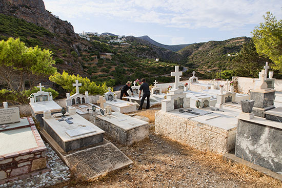 Final Rest in Kythira