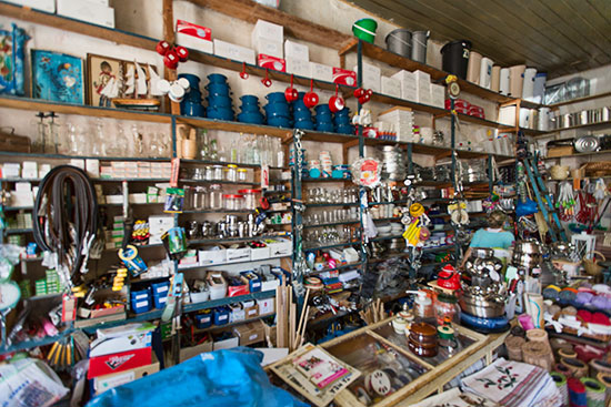 The Shop on Kythira that has everything