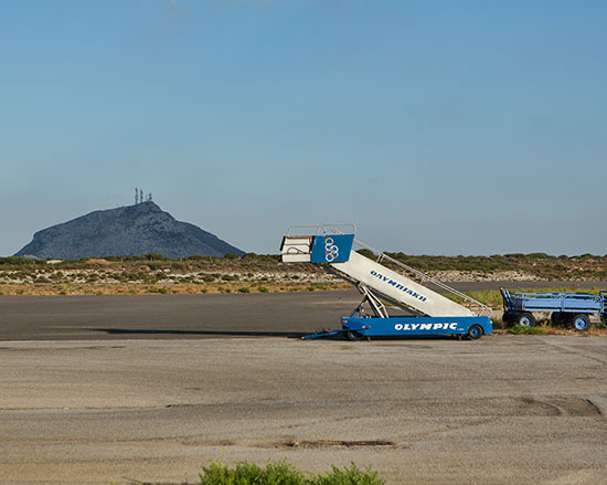 From the End of the Runway to the End of the Highway - Kythira Pictures