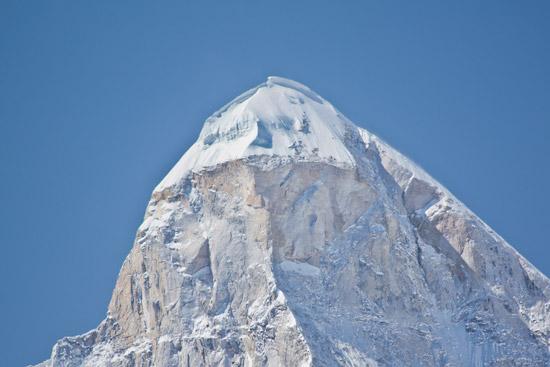 Gangotri to Gaumukh Glacier 2012