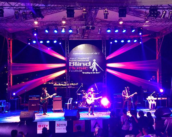 Blind Music Festival Bangkok