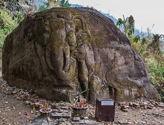Laos 2013 Vat Phou