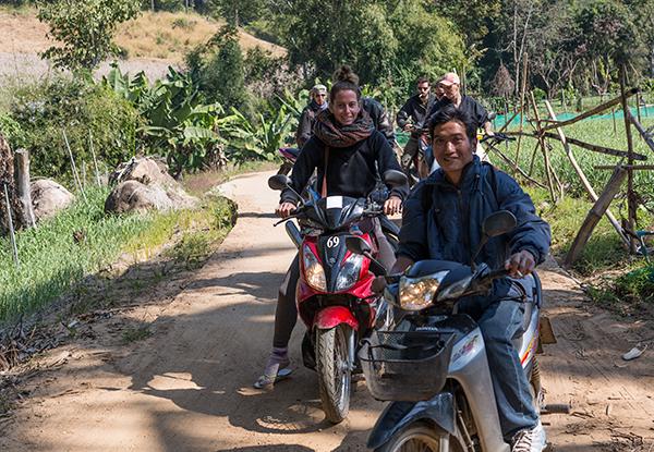 Trip to the Mountain