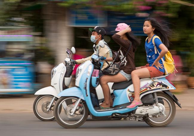 Kampot Rides