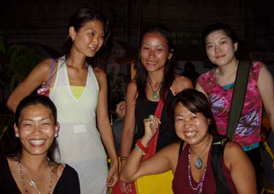 misako and friends